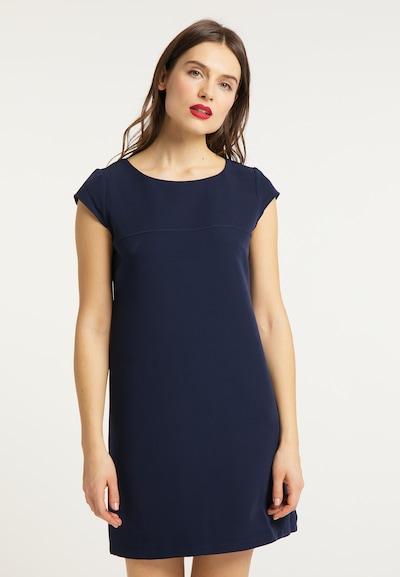 usha BLACK LABEL Kleid in marine, Modelansicht