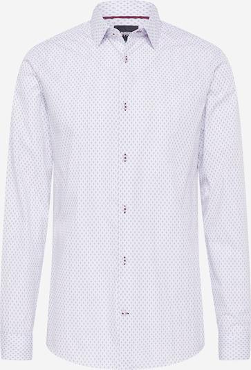 BURTON MENSWEAR LONDON (Big & Tall) Hemd in grau / weiß, Produktansicht
