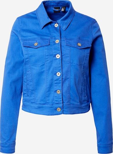 VERO MODA Tussenjas 'HOTSOYA' in de kleur Blauw, Productweergave