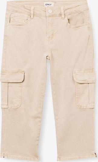 ONLY Shorts in beige, Produktansicht