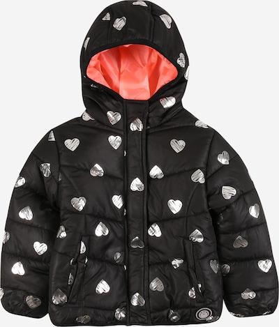 LEMON BERET Prijelazna jakna u crna / srebro, Pregled proizvoda