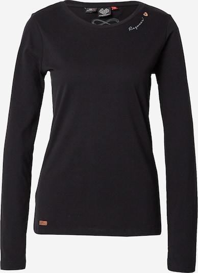 Tricou 'MINT' Ragwear pe negru, Vizualizare produs