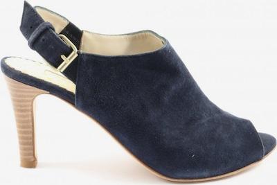 Boden High Heel Sandaletten in 38 in blau, Produktansicht