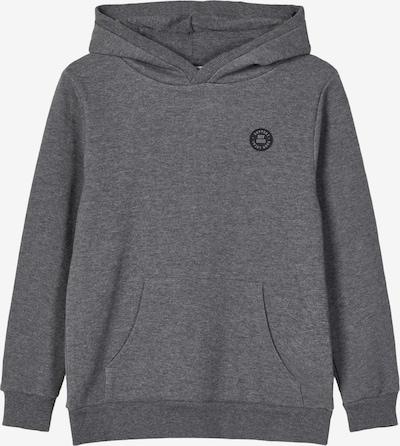 NAME IT Sweatshirt in de kleur Donkergrijs, Productweergave