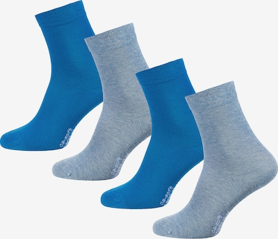 camano Socken in blau / grau, Produktansicht