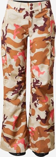 DC Shoes Sporthose 'NONCHALANT' en beige / cognac / baie / corail, Vue avec produit