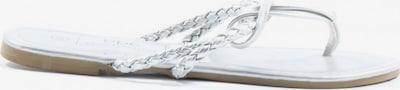 bpc bonprix collection Dianette-Sandalen in 36 in hellgrau, Produktansicht