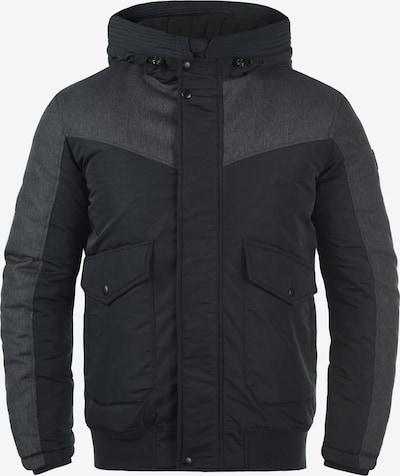 !Solid Winterjacke Inacio in schwarz, Produktansicht