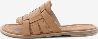 Kennel & Schmenger Pantolette 'KITO' in hellbraun, Produktansicht