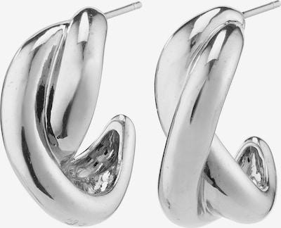 Pilgrim Ohrringe 'Belief' in silber, Produktansicht