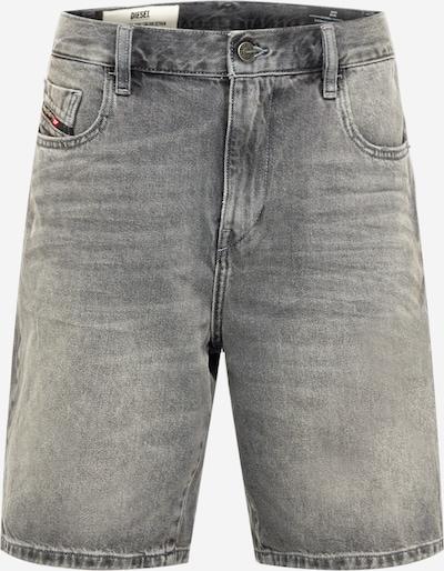 DIESEL Jean 'HOSCHEN' en gris denim, Vue avec produit