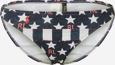 POLO RALPH LAUREN Bikinové nohavičky 'DEVIN' - námornícka modrá / rosé / biela, Produkt