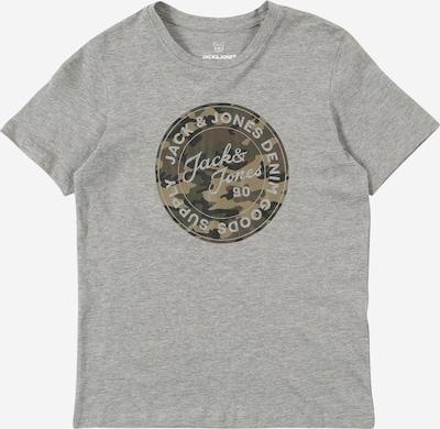 Jack & Jones Junior Shirt in de kleur Grijs gemêleerd / Gemengde kleuren, Productweergave