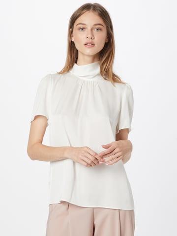 HUGO Bluse 'Celenas' in Weiß