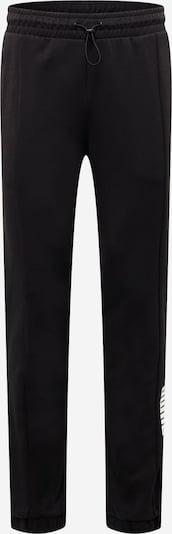 PUMA Sporthose en noir / blanc, Vue avec produit
