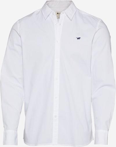 MUSTANG Businesshemd 'Casper' in weiß, Produktansicht