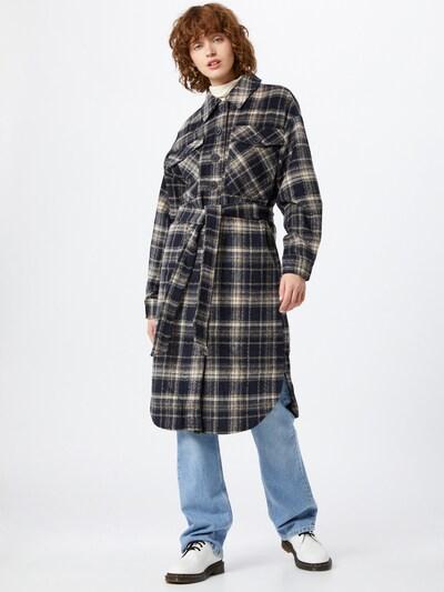 tengerészkék / vegyes színek Global Funk Átmeneti kabátok 'Ameena, Ayers', Modell nézet