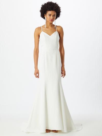 Chi Chi London Kleid 'Hayley' in weiß, Modelansicht