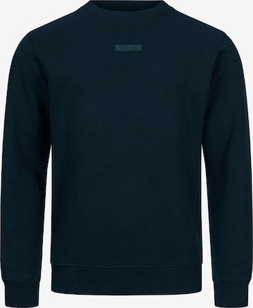 INDICODESweater majica 'Baxter' - plava boja