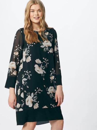 ZABAIONE Kleid 'Amelia' in schwarz / weiß, Modelansicht