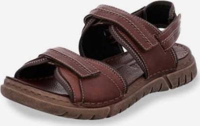 JOSEF SEIBEL Sandale in braun, Produktansicht