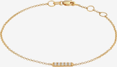 Diamore Armband Edelsteinarmband, Geo in gold, Produktansicht