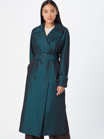 WOOD WOOD Mantel 'Sara' in schwarz, Modelansicht