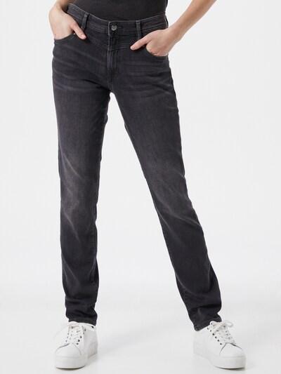 s.Oliver Jeans in dunkelgrau, Modelansicht