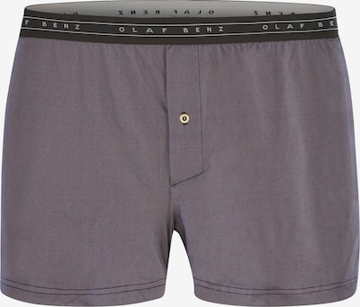 Olaf Benz Boxershorts ' RED 2067 ' in lila, Produktansicht