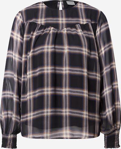 JACQUELINE de YONG Bluse 'Joline' in mischfarben / schwarz, Produktansicht