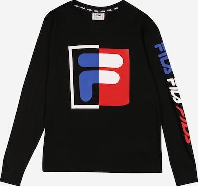 Tricou 'NOEMI' FILA pe albastru / roșu / negru / alb, Vizualizare produs
