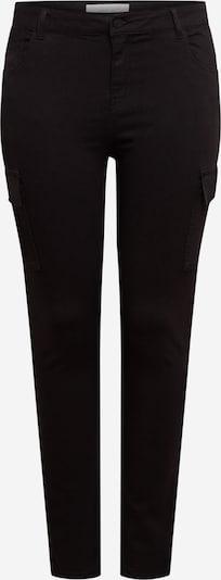 Noisy May Curve Pantalón cargo en negro, Vista del producto