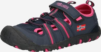 TROLLKIDS Sandały 'Sandefjord' w kolorze granatowy / różowym, Podgląd produktu