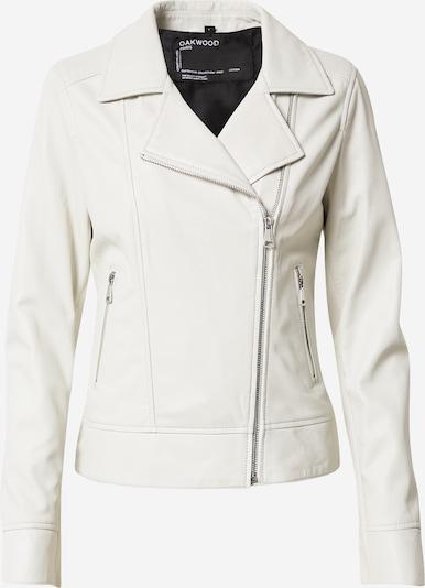 OAKWOOD Prehodna jakna 'Majory' | bela barva, Prikaz izdelka