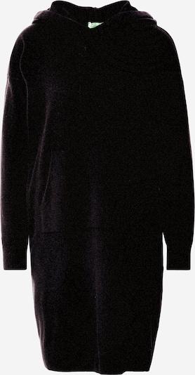 UNITED COLORS OF BENETTON Sukienka z dzianiny w kolorze czarnym, Podgląd produktu