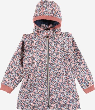 Hust & Claire Funkční bunda 'Ofelise' - modrá / mátová / jasně oranžová / starorůžová, Produkt