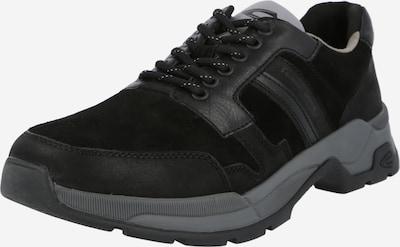 CAMEL ACTIVE Chaussure de sport à lacets 'Cirrus' en taupe / noir, Vue avec produit