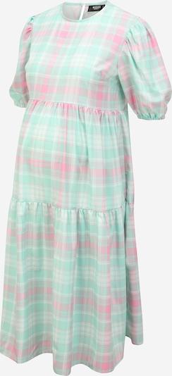 jáde / világos-rózsaszín / fehér Missguided Maternity Ruha, Termék nézet