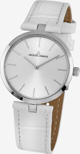 Jacques Lemans Jacques Lemans Damen-Uhren Analog Quarz ' ' in weiß, Produktansicht