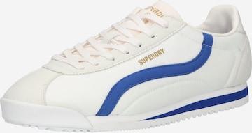 Superdry Sneaker low i hvit