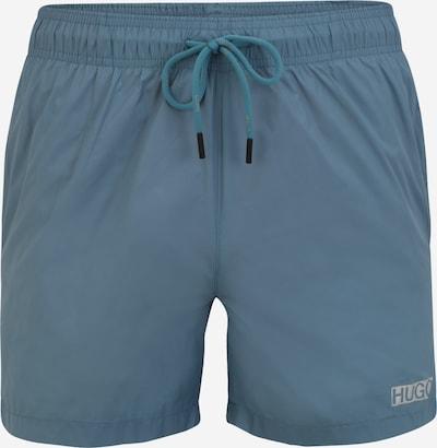 HUGO Board Shorts 'HAITI' in Blue / Grey, Item view