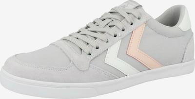 Hummel Sneakers 'Slimmer Stadil' in Grey / Pink / White, Item view