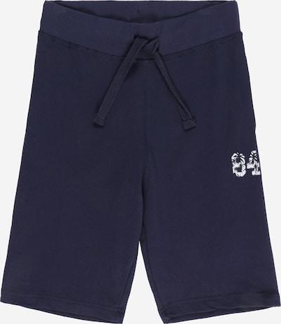BLUE SEVEN Shorts in dunkelblau / weiß, Produktansicht