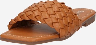 Raid Pantolette 'ASHEN' in cognac, Produktansicht