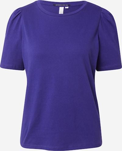 Q/S by s.Oliver T-shirt i indigo, Produktvy