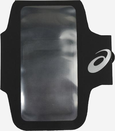 ASICS Sporttasche in schwarz / weiß, Produktansicht