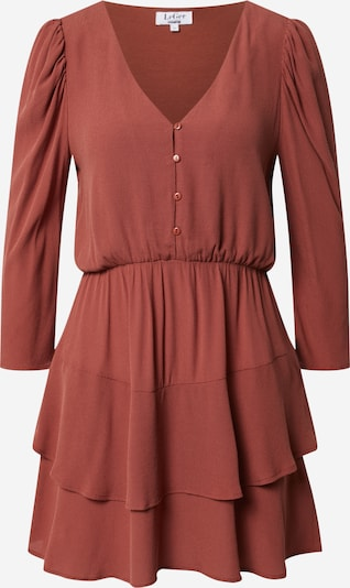 LeGer by Lena Gercke Kleid 'Maxi' in rostrot, Produktansicht