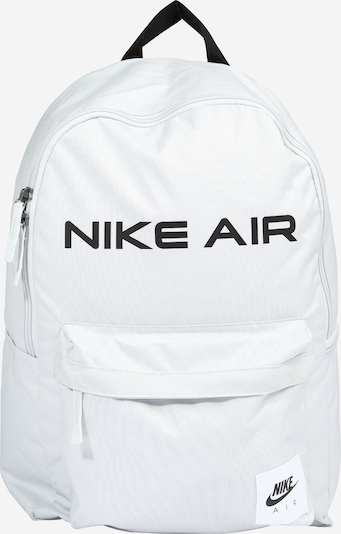 Nike Sportswear Sac à dos en noir / blanc, Vue avec produit