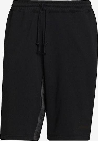 ADIDAS ORIGINALS Shorts in grau / schwarz, Produktansicht