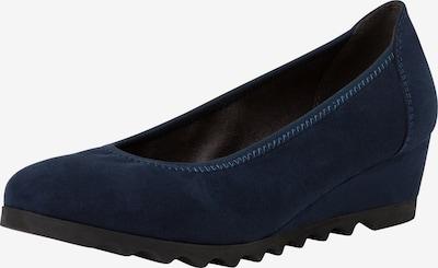 JANA Escarpins en bleu, Vue avec produit
